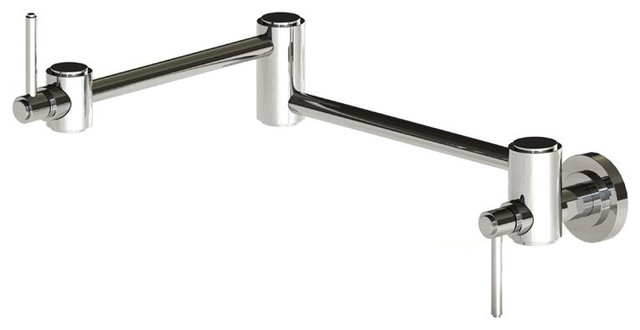 Elkay  Ella Faucet Pot Filler contemporary kitchen faucets