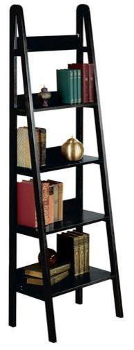 "Ladder 18""W Bookshelf modern-bookcases"