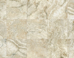 Marmoris - Marble look porcelain tile - Floor Tile traditional floor tiles