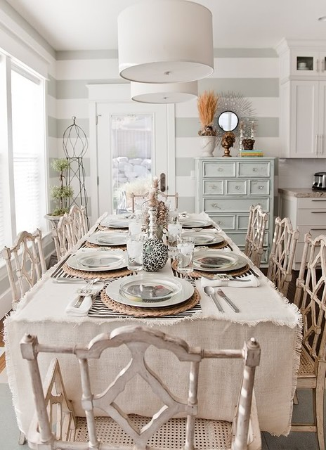 Thanksgiving Tablescape modern