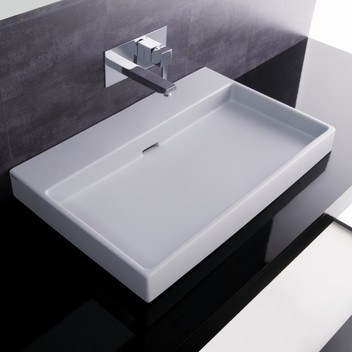 Urban 70 Sink by WS Bath Collections modern bathroom sinks