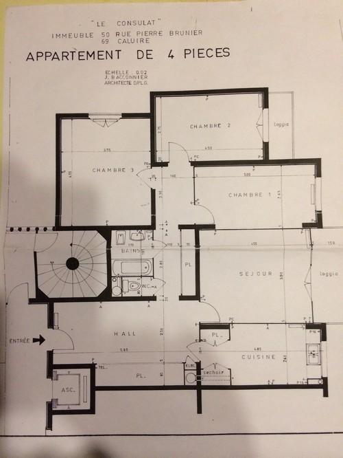 Am nagement hall d 39 entr e cuisine et s jour dans nouvel appartement - Idee amenagement hall d voorgerecht ...