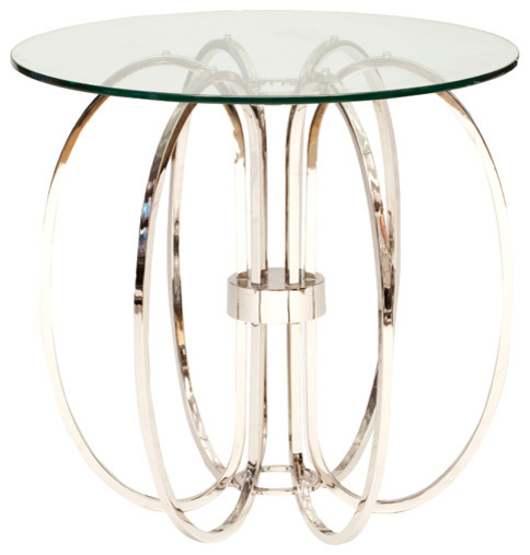 oval ring table small contemporary side tables and