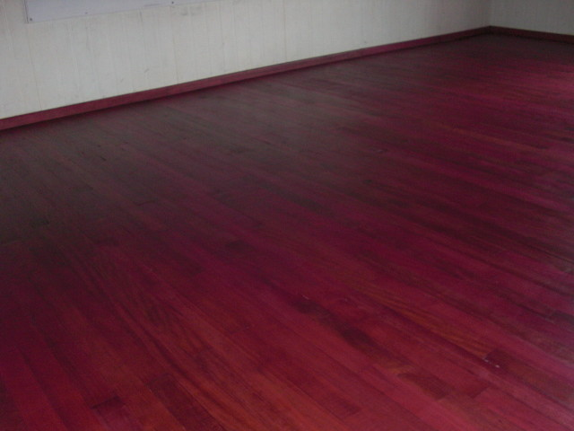 Purple Heart Solid wood Floor - Modern - other metro - by Simply Exquisite Interiors