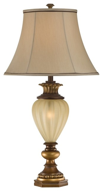 Kathy Ireland Hyde Park 34u0026quot; High Night Light Table Lamp - Traditional - Table Lamps