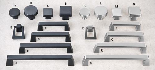 Blackrock Hardware - Lee Valley Tools cabinet-and-drawer-knobs