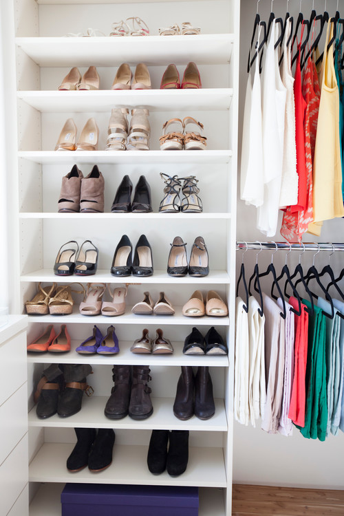 Smart Solutions For Clothes Closets