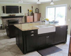 Kitchen Solution: The Main Sink in the Island