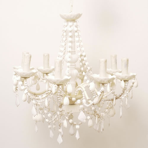 Snow Queen Large Chandelier eclectic chandeliers