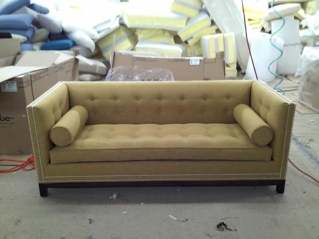 Spring Sofas eclectic-sofas