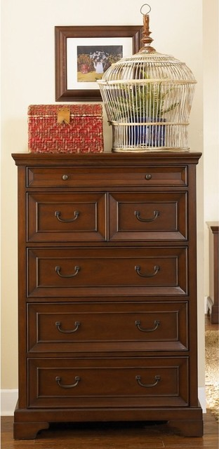 Chesapeake 5 Drawer Chest traditional-dressers-chests-and-bedroom-armoires