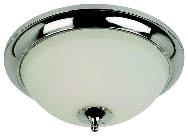 Sea Gull Two Light Ceiling Flush Mount modern-ceiling-lighting