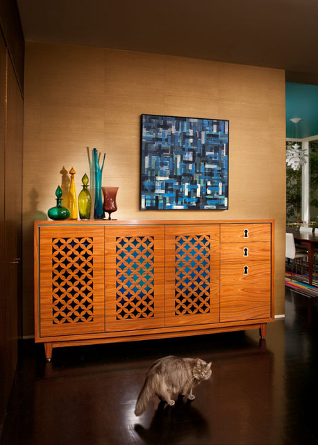 rosewood credenza contemporary-buffets-and-sideboards
