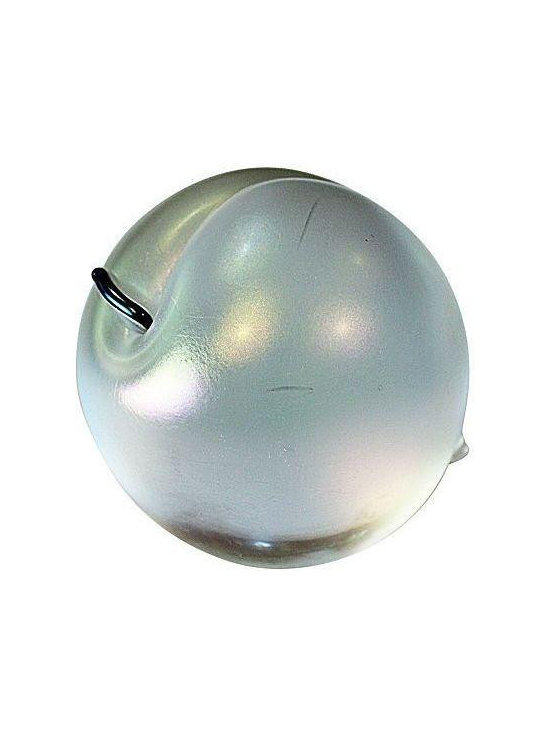 Zellique Peach Paperweight - $450 Est. Retail - $250 on Chairish.com -