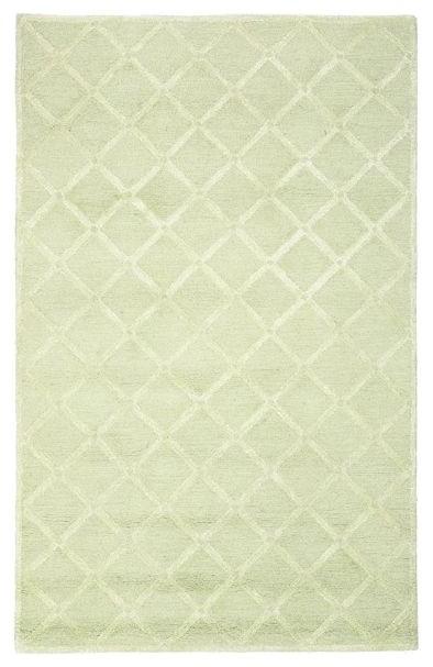 Trellis Rug, Green modern-kids-rugs