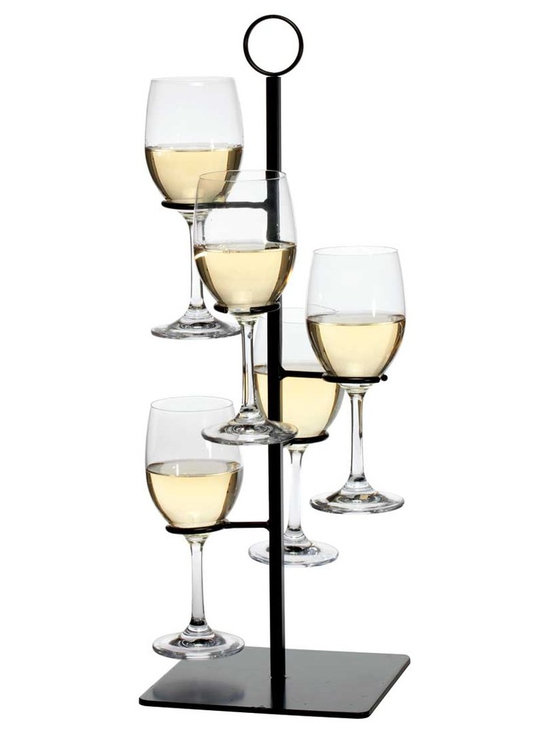 Stemware holder -