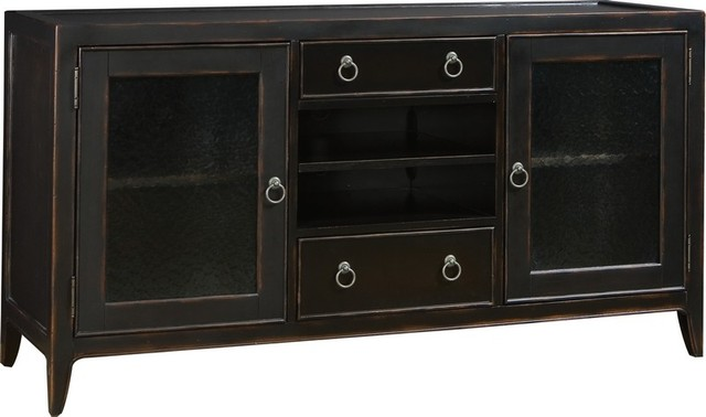 Kincaid 2881-39 Treasures Entertainment Console traditional-home-electronics