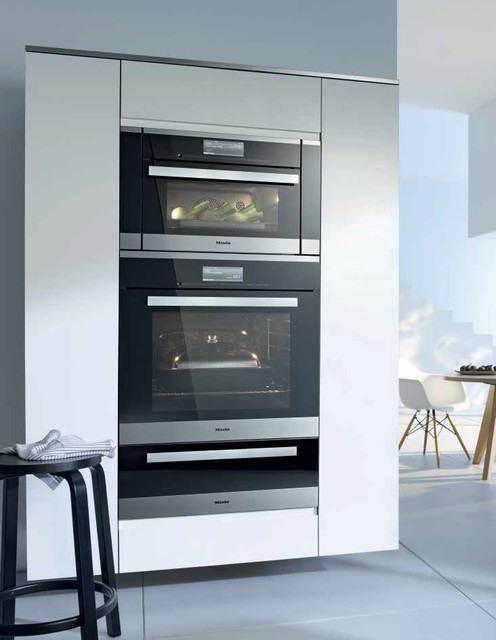 miele pureline plumbed combi steam oven dgc 6805 xl. Black Bedroom Furniture Sets. Home Design Ideas