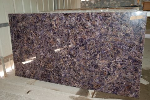 Amethyst - Transitional - Kitchen Countertops - other metro - by The Granite Place