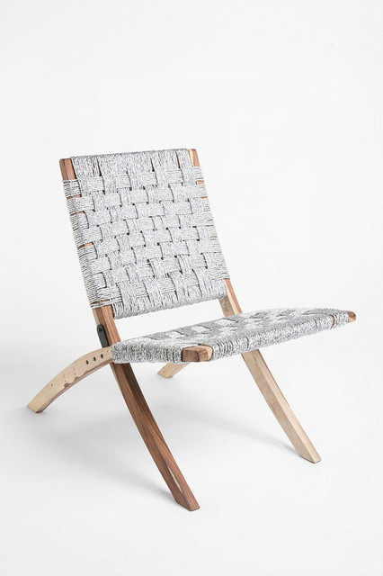 Silver Lining Chair contemporary-living-room-chairs