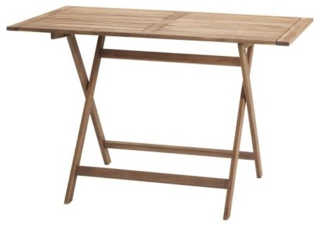 Boll folding table scandinavian folding tables by ikea - Table retractable ikea ...