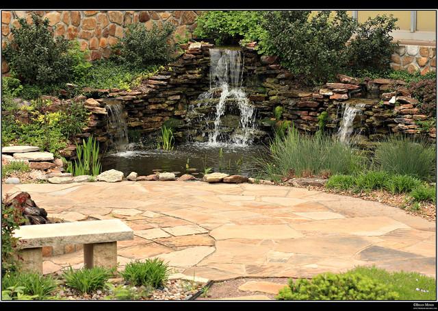 excellent 18 outdoor corner fountains waterfalls photos