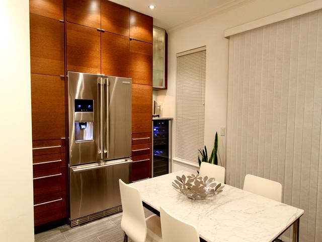 Cramped Kitchen Revamp contemporary-kitchen