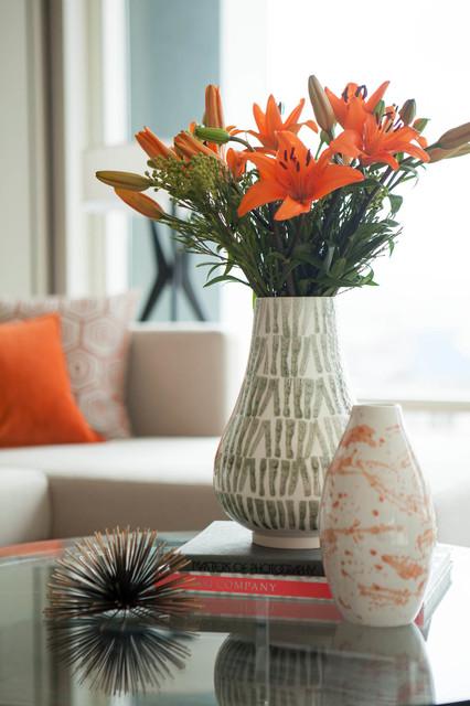 SOMA Bachelorette Pad contemporary-living-room
