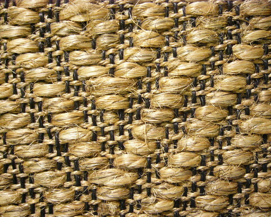 """Natural Fiber Rugs & Carpets - One of our more popular sisal pieces. Available in any size up to 13'2"""" wide with a variety of edge bindings. Purchase at Hemphill's Rugs & Carpets Orange County. Our showroom has the largest collection of sisal, seagrass, jute, abaca and natural fibers in Southern California."""