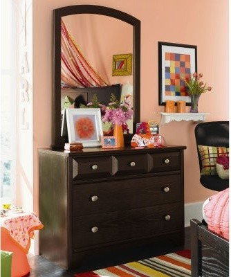 Varsity 3-Drawer Dresser modern-dressers-chests-and-bedroom-armoires