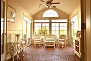 Inglenook Tile Design traditional-family-room