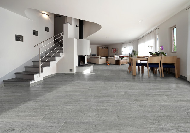 Magnolia HDP contemporary-wall-and-floor-tile