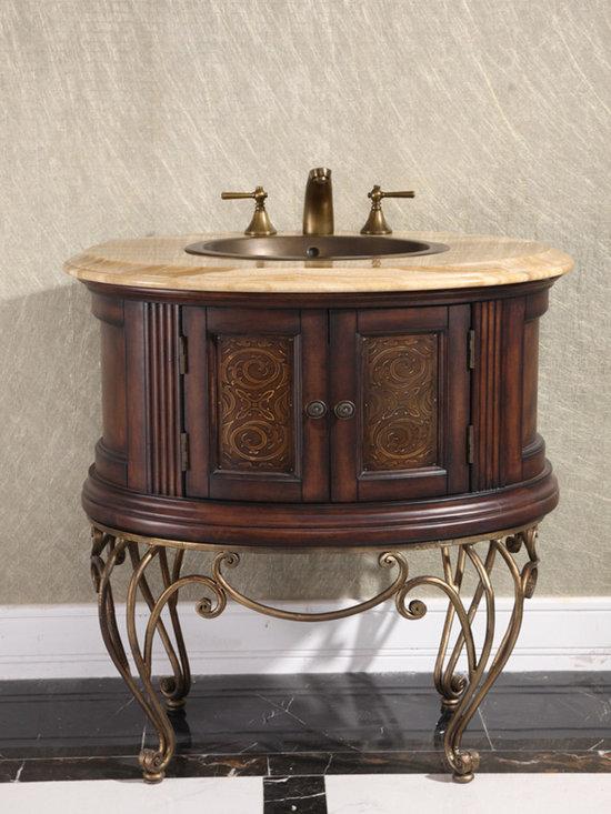 Ornate Traditional Bathroom Vanities – Unique Ways To Get An Opulent Look - Ornate Traditional Bathroom Vanities – Unique Ways To Get An Opulent Look.