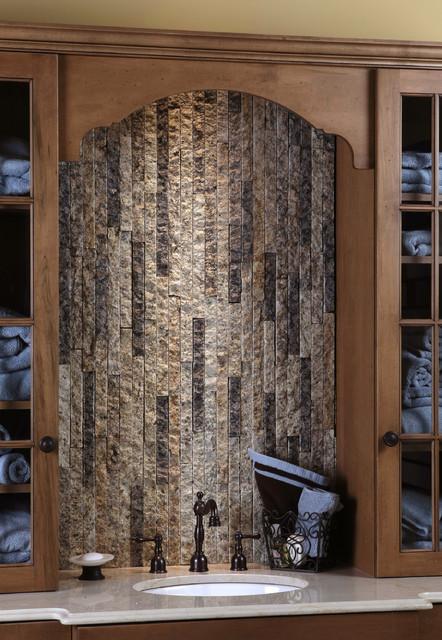 Split stone contemporary tile philadelphia by forever stone llc - Forever tile and stone ...
