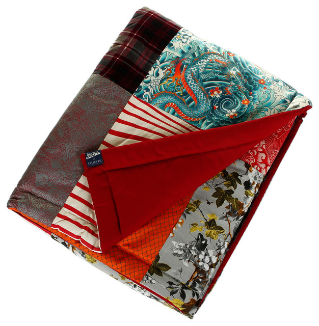 Eclectic Throws by Amara