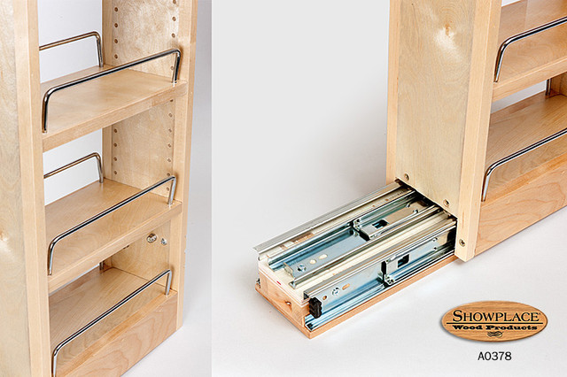 Wall Pantry Food Rack Kit Showplace Cabinets