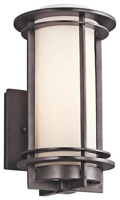 Kichler Lighting Pacific Edge Modern / Contemporary Outdoor Wall Sconce X-ZA4439 contemporary-outdoor-wall-lights-and-sconces