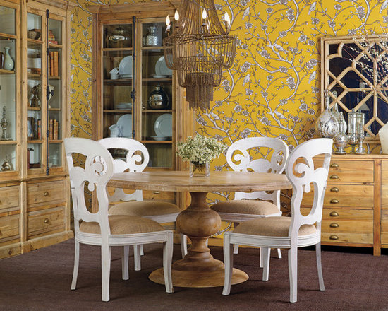 Magnolia Dining Table - Antique Atelier - Eco-friendly Dining Table that provides warmth and a bit of style to any dining space.