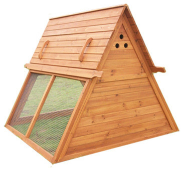 portable chicken coop for 3 to 5 hens modern birdhouses