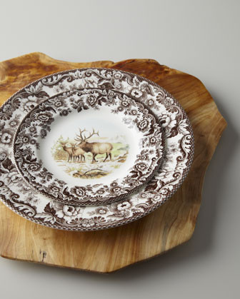 traditional plates by Neiman Marcus