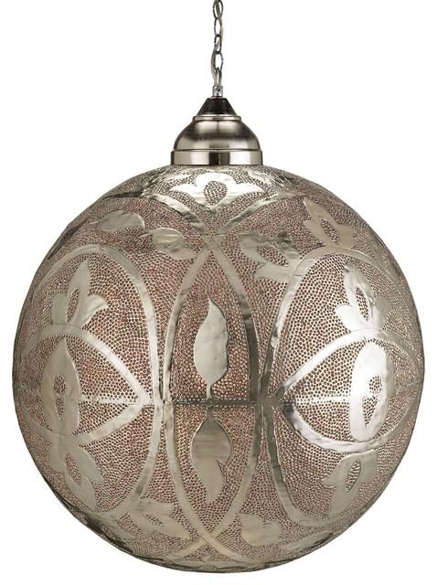 Currey and Company Sahara Pendant traditional-pendant-lighting