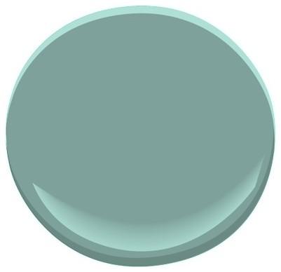 Mill springs blue hc 137 paint benjamin moore - Jamestown blue paint color ...