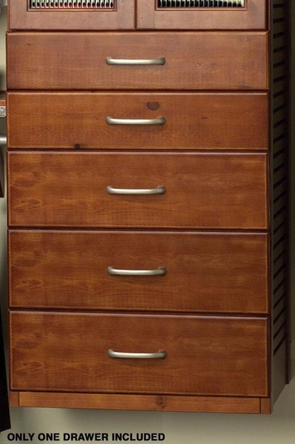 Drawer for Closet System traditional-closet-organizers