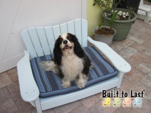 Built to Last Dog Bed outdoor lounge chairs