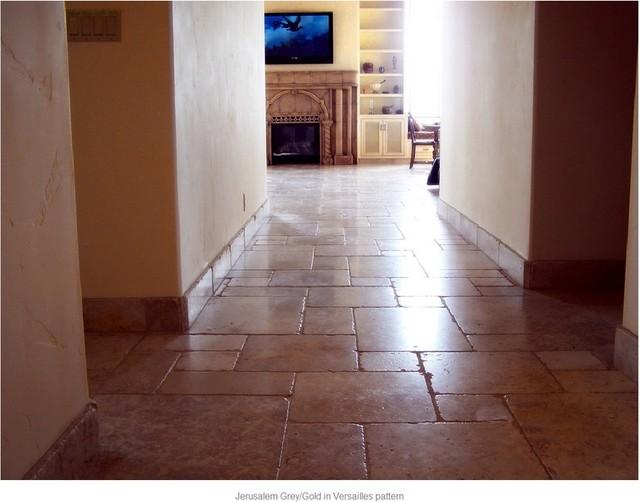 Carmel Stone mediterranean-wall-and-floor-tile