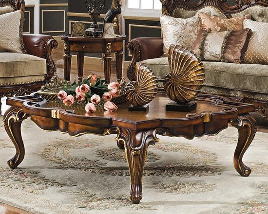 Salisbury Coffee Table -