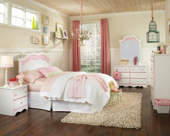 Bedrooms Furniture - Bubblegum Twin Panel Headboard