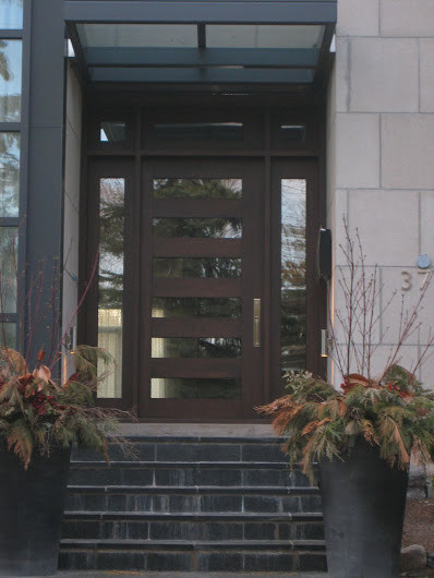 Modern front doors for Modern front entry doors