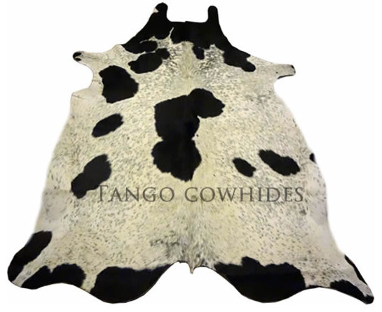 Natural Cowhides (A10) Size L carpet-tiles