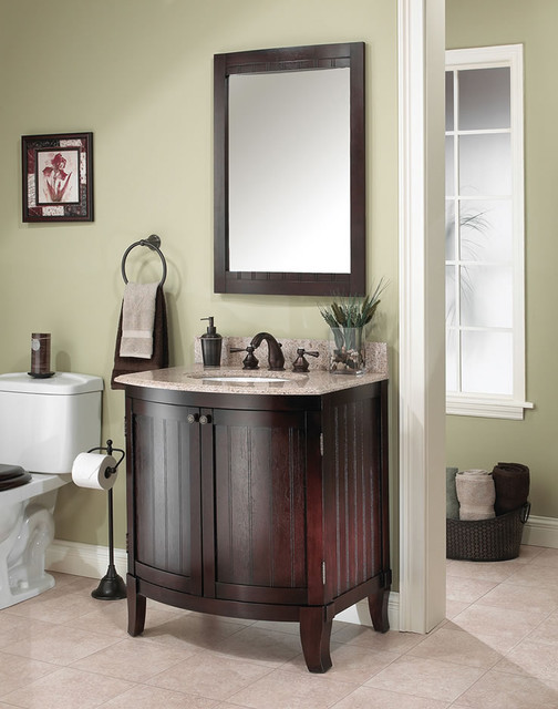Bellani Collection by Foremost contemporary bathroom vanities and sink consoles